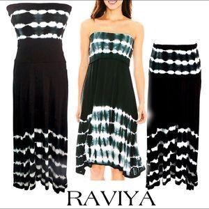 Tie Dye Convertible Dress/Skirt
